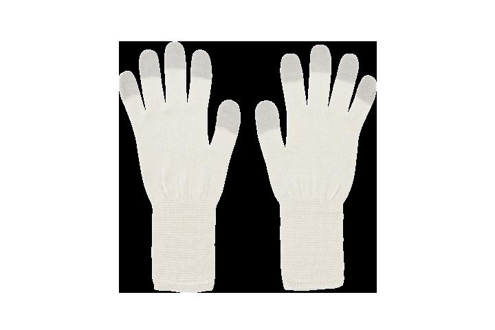 シルクナイト スムースグローブ